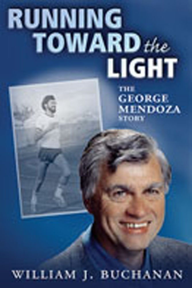 running toward the light book cover