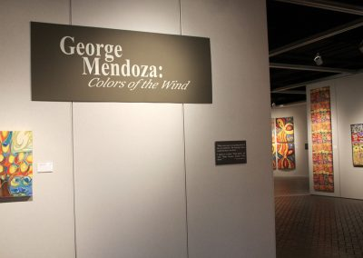 george mendoza: colors of the wind