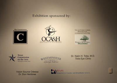 exhibition sponsors